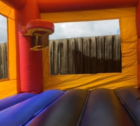 Inside slide and bounce